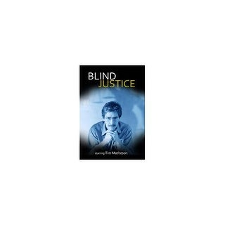 Blind Justice DVD Movie 1986