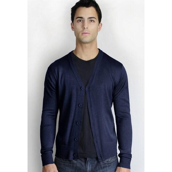 Men's Cardigan Sweater(SW-249)