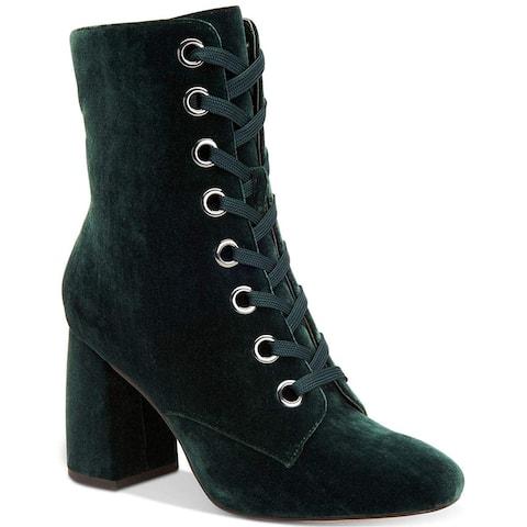 BCBGeneration Womens Alexa Closed Toe Ankle Fashion Boots