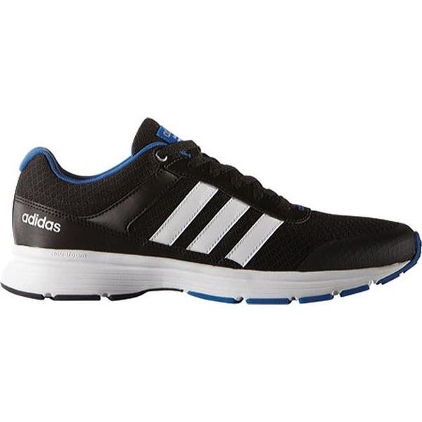 finest selection b16bd 258e0 adidas Menx27s NEO Cloudfoam VS City Sneaker BlackWhiteBlue