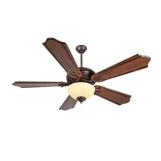Craftmade ceiling fans for less overstock craftmade k11011 mia 56 5 blade indoor ceiling fan blades and light kit included mozeypictures Images