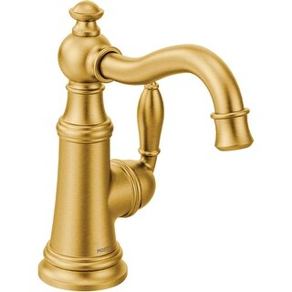 Moen S62101 Low-Arc Bar Faucet from the Weymouth Collection