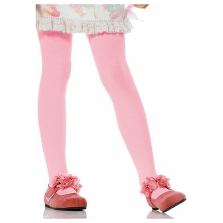 Girls Pink Tights