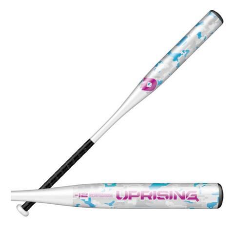 "DeMarini 2019 Uprising Fastpitch Softball Bat (28""/16 oz)"