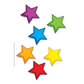 Colorful Stars Mini Accents