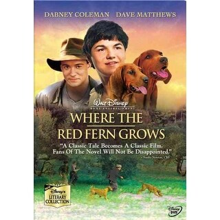 Where The Red Fern Grows - DVD