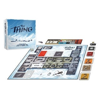 The Thing Infection at Outpost 31 - multi