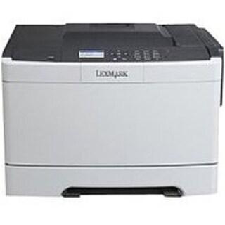 Lexmark 28D0050 CS410dn Color Laser Printer - Duplex - 2400 x 600 (Refurbished)