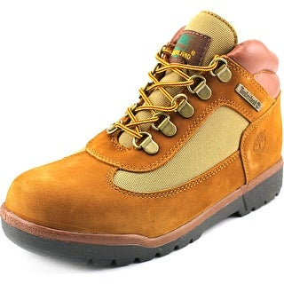 Timberland Field Boot Round Toe Leather Hiking Shoe
