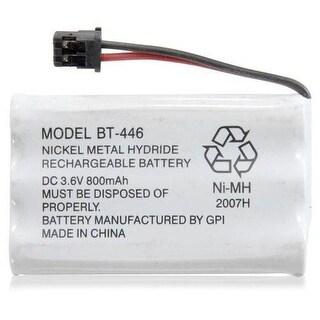 Replacement BT446 Battery for Uniden 2.4GHz DCT6465 / DCT748-4 / TRU4465 Phone Models