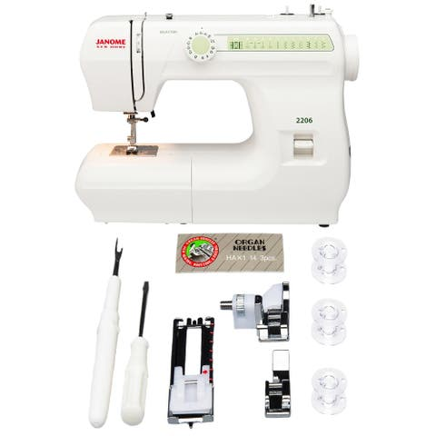 Janome New Home 2206 Sewing Machine