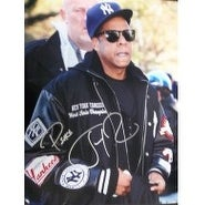 Signed Jay Z 11x14 Photo autographed