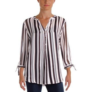 f2886e6ebe133 Ivanka Trump Womens T-Shirt Casual Striped. Quick View