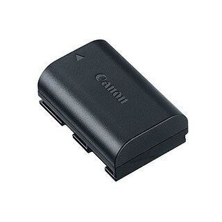 Canon LP-E6N Li-ion Camera Battery Pack - Black