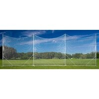 Champion Sports Lacrosse Backstop Net (10'x30')