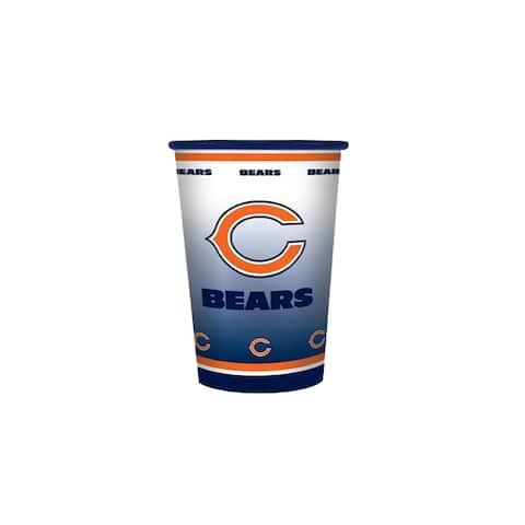 Nfl cup chicago bears 2-pack (20 ounce)-nla