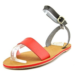 Cape Robbin Alma-FB-7 Women  Open-Toe Synthetic  Slingback Sandal