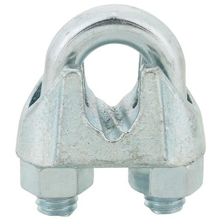 """Apex Cooper Campbell 3/8"""" Wire Rope Clip T7670459 Unit: EACH"""