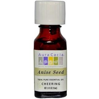 Aura Cacia Essential Oil Anise 0.5-ounce