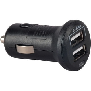 Link to RCA MINIME2 2.1-Amp 2-Outlet DC to USB Mini Power Adapter Similar Items in Cables & Connectors