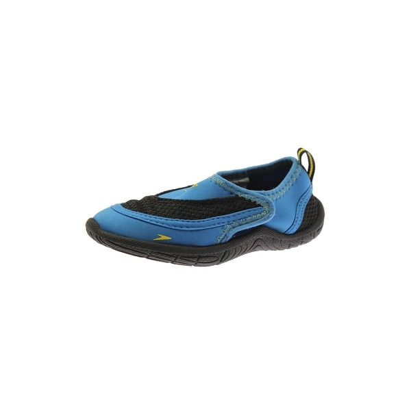 Speedo Boys Surfwalker Pro 2.0 Water Shoes Mesh Inset - 10/11
