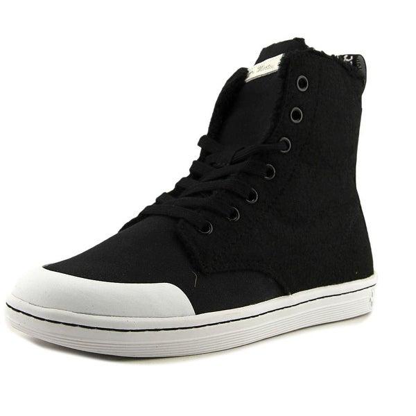 Dr. Martens Air Wair Hackney II Women Black Sneakers Shoes