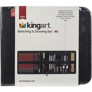Sketching & Drawing Set 40/Pkg-