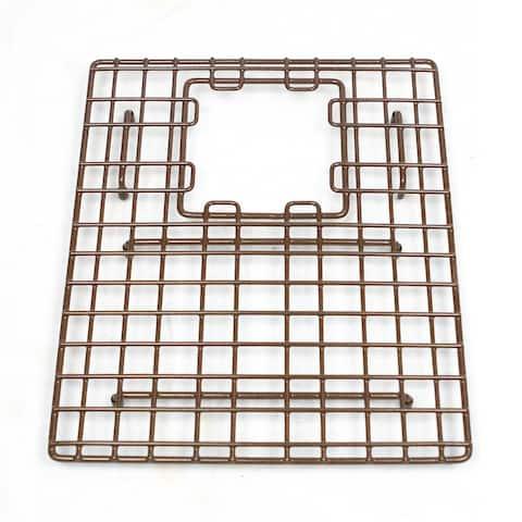 SinkSense Maybeck 12.5 x 15.75 Kitchen Sink Bottom Grid