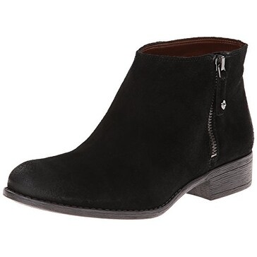 Enzo Angiolini Womens NEVADIA Almond Toe Ankle Fashion Boots