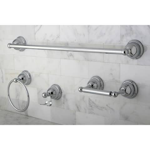 Restoration 4-Piece Bathroom Hardware