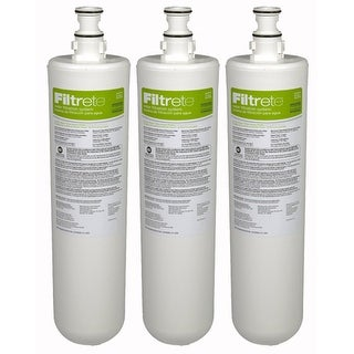 Replacement For 3M 3US-AF01 / 3US-AS01 / 3US-PS01 Water Filter - 3 Pack