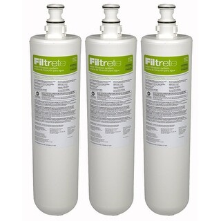 Replacement For 3M 3US-PF01 Advanced Water Filter - 3 Pack