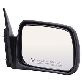Pilot Automotive TYC 4120132 Black Passenger/ Driver Side Power Non-Heated Replacement Mirror for Jeep Grand Cherokee