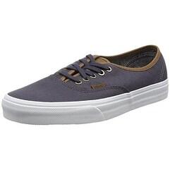 Vans Unisex Authentic Sneaker Periscope/True White C&L Size 12 M US Men