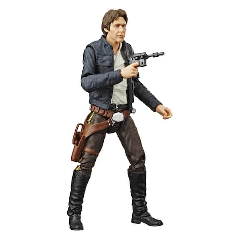 Star Wars The Black Series Han Solo (Bespin) 6-Inch Scale Star Wars: The Empire Strikes Back 40Th Anniversary Figure