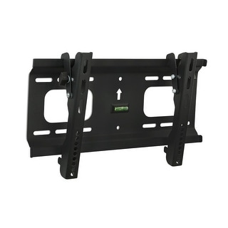 Mount-It! Low-Profile Tilting TV Wall Mount Bracket for 32 to 55 inch