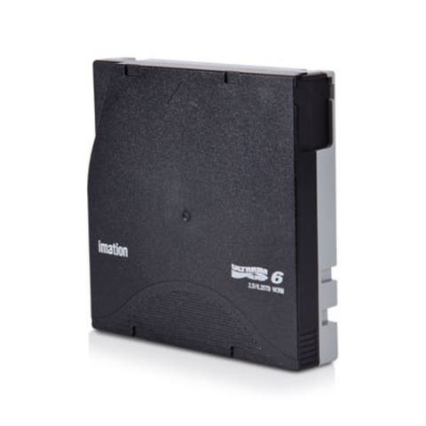 Imation LTO, Ultrium-6, 2.5TB/6.25TB WORM, METAL PARTICLE (MP)