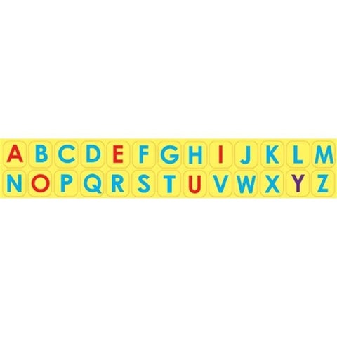 Ashley Productions ASH40000 Foam Uppercase Letter Magnets