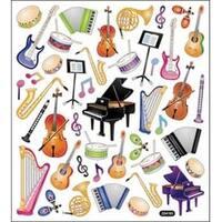 Orchestra - Multicolored Stickers
