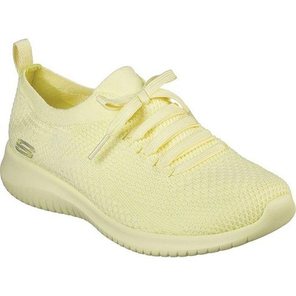 Ultra Flex Pastel Party Sneaker Yellow