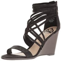 Fergalicious Women's Hunter Wedge Sandal