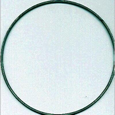 """Silver Metal Ring Bulk-7"""""""