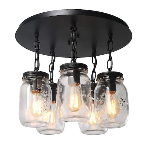 Clear, Rustic Flush Mount Lights | Find Great Ceiling