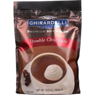 Ghirardelli - Double Chocolate Hot Chocolate Mix ( 6 - 10.5 OZ)