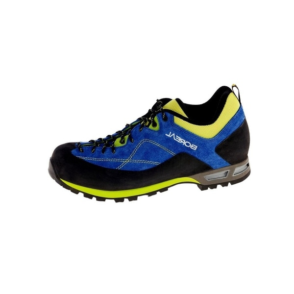 Boreal Climbing Shoes Mens Lightweight Lace Drom Azul Blue