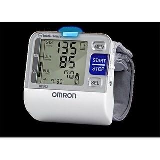 Omron BP652 7 Series Automatic Wrist 7 Series Blood Pressure Monitor