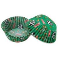 Soccer 50/Pkg - Standard Baking Cups