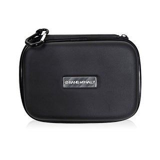 5 Nylon Carrying Case For Rand McNally GPS Models Keeps GPS Safe & Secure New
