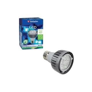 Verbatim 97844 9 watt, 3000K PAR20 LED Lamp - P20ES-L500-C30-B25