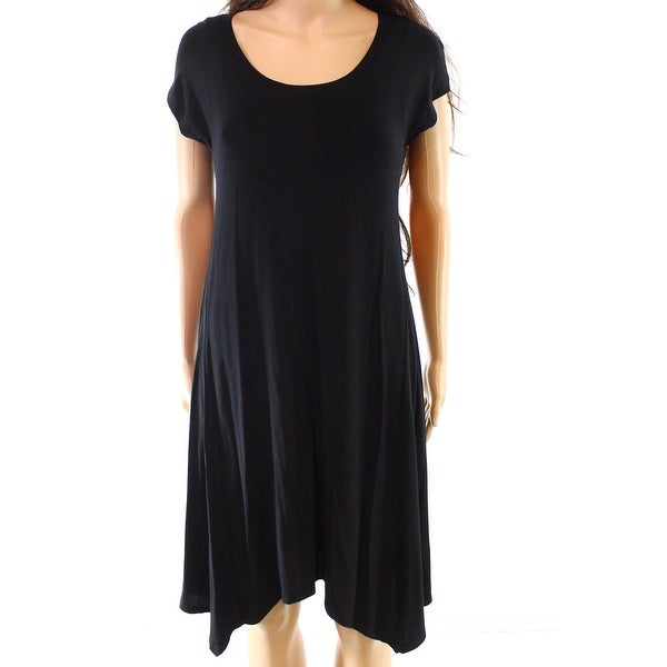 e27febd9ea Shop H By Bordeaux Solid Women's Swing Tee T-Shirt Dress - Free Shipping On  Orders Over $45 - Overstock - 21466664
